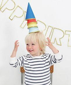 כובעי מסיבה