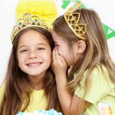 ימי הולדת בנות