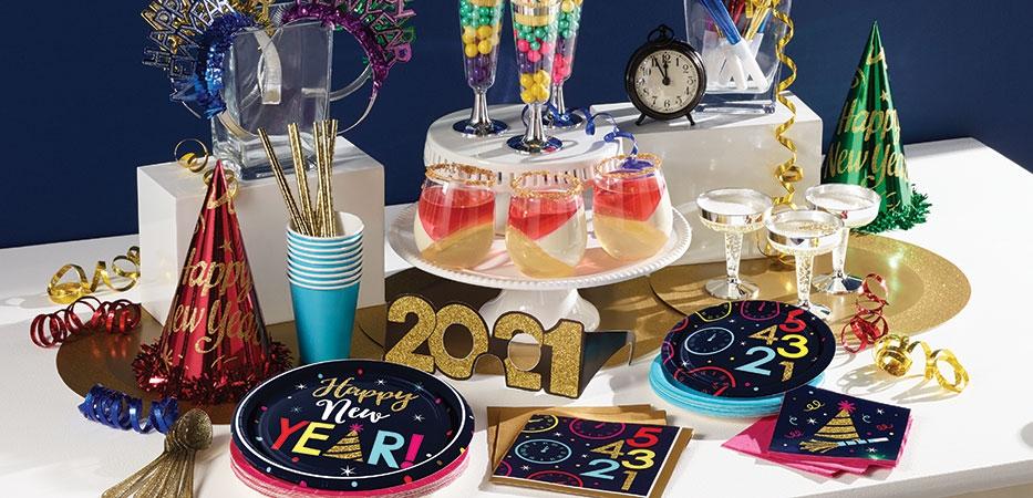 מסיבת סילבסטר 2021
