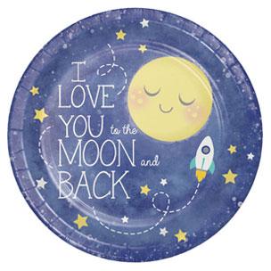 עד הירח וחזרה