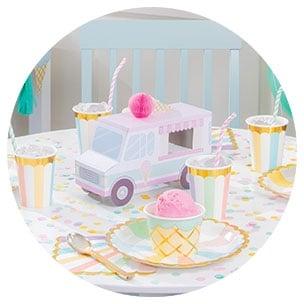 מסיבת גלידה
