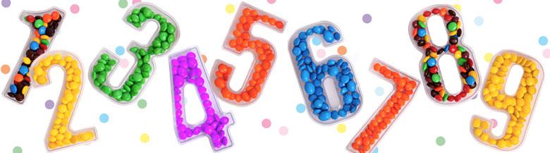 מגשי אותיות ומספרים
