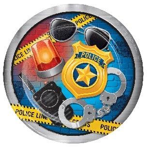 מסיבת משטרה