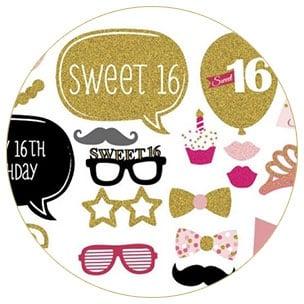 גימיקים Sweet 16