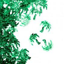 קונפטי עצי דקל