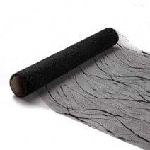 ראנר אורגנזה גלים שחור גליטר