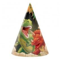 כובעי מסיבה עידן הדינוזאורים
