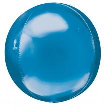 בלון בועה תלת מימדי - כחול