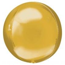 בלון בועה תלת מימדי - זהב