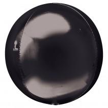 בלון בועה תלת מימדי - שחור