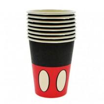 כוסות נייר מיקי מאוס