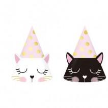 כובעי מסיבה חתלתולים