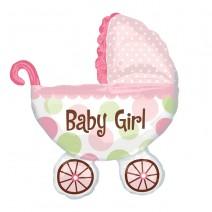 בלון מיילר עגלת תינוקת