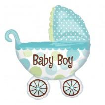 בלון מיילר עגלת תינוק