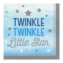 מפיות גדולות כוכב קטן בנים - Twinkle
