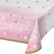 מפת שולחן כוכב קטן בנות