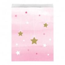 שקיות נייר כוכב קטן בנות