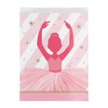 שקיות נייר רקדנית קטנה