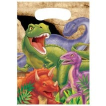 שקיות יום הולדת דינוזאורים