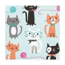 מפיות קטנות חתלתולים