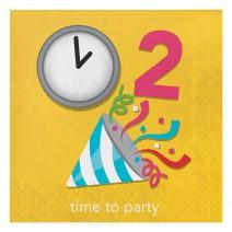 מפיות גדולות Time to Party