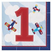 מפיות גיל שנה הטייס הקטן
