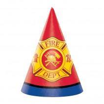 כובעי מסיבה לוחמי האש