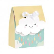 קופסאות הפתעה עננים וטיפות