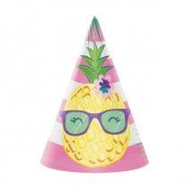 כובעי מסיבה אננס וחברים