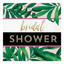 מפיות גדולות Bridal Shower
