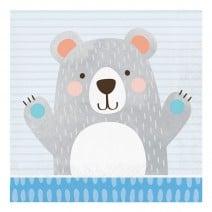 מפיות גדולות דוב הקוטב