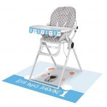ערכה לכיסא גבוה דוב הקוטב