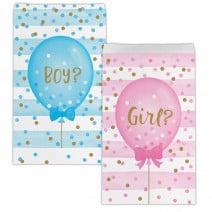 שקיות נייר בן או בת