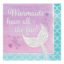 מפיות Mermaids Have Fun