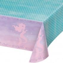 מפת שולחן בת הים הקסומה