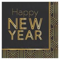 מפיות גדולות New Year 2020