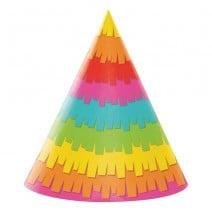 כובעי מסיבה Fiesta Fun