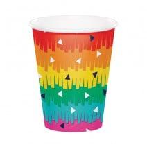 כוסות נייר Fiesta Fun