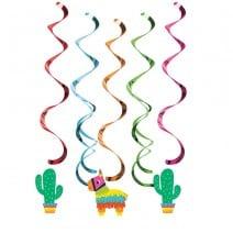קישוטי תלייה Fiesta Fun