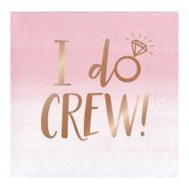 מפיות קטנות I Do Crew