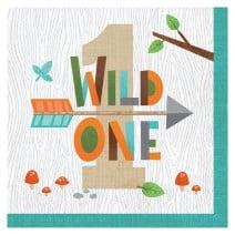מפיות היער הקסום Wild One