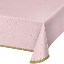 מפת שולחן ברבור לבן