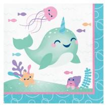 מפיות גדולות מתחת למים