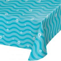 מפת שולחן מתחת למים
