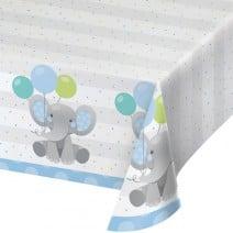 מפת שולחן פילפילון כחול