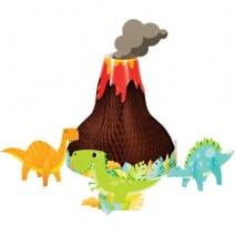 מרכז שולחן מסיבת דינוזאורים