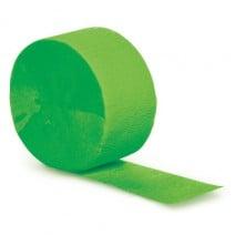 גליל קרפ ירוק ליים