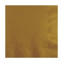 מפיות גדולות - זהב