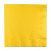 מפיות גדולות - צהוב