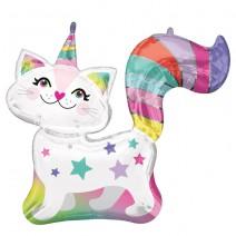 בלון מיילר חתול עם קרן